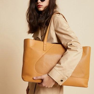 Lexus x Karen Walker sunglasses and tote bag