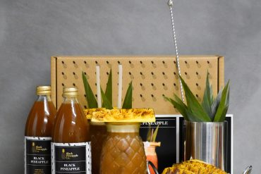 Black Pineapple Cocktail Subscription Boxes