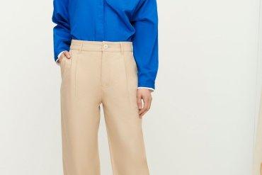 Grey Lynn Boutique Dalston Sand Scout Pant