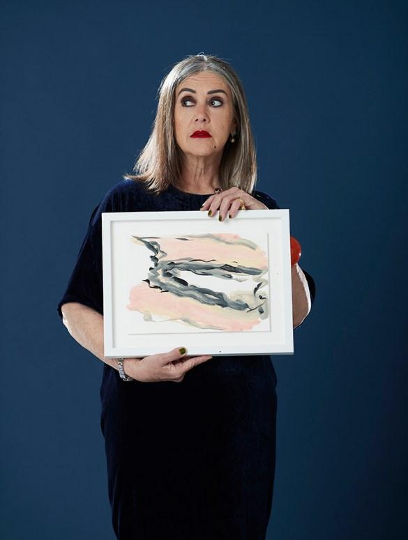 Dame Denise L'Estrange-Corbet. Photography: Garth Badger.