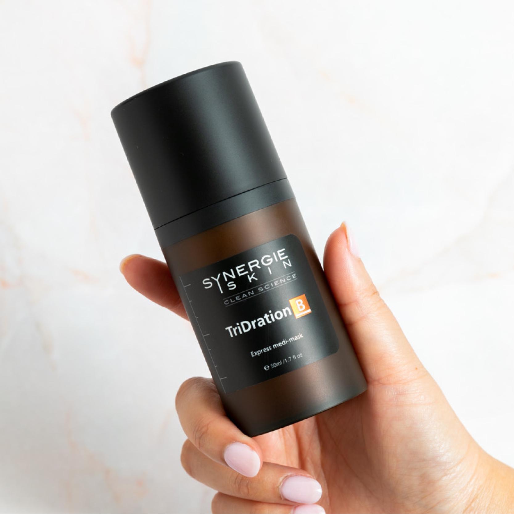 Synergie Skin TriDration B Express medi-mask