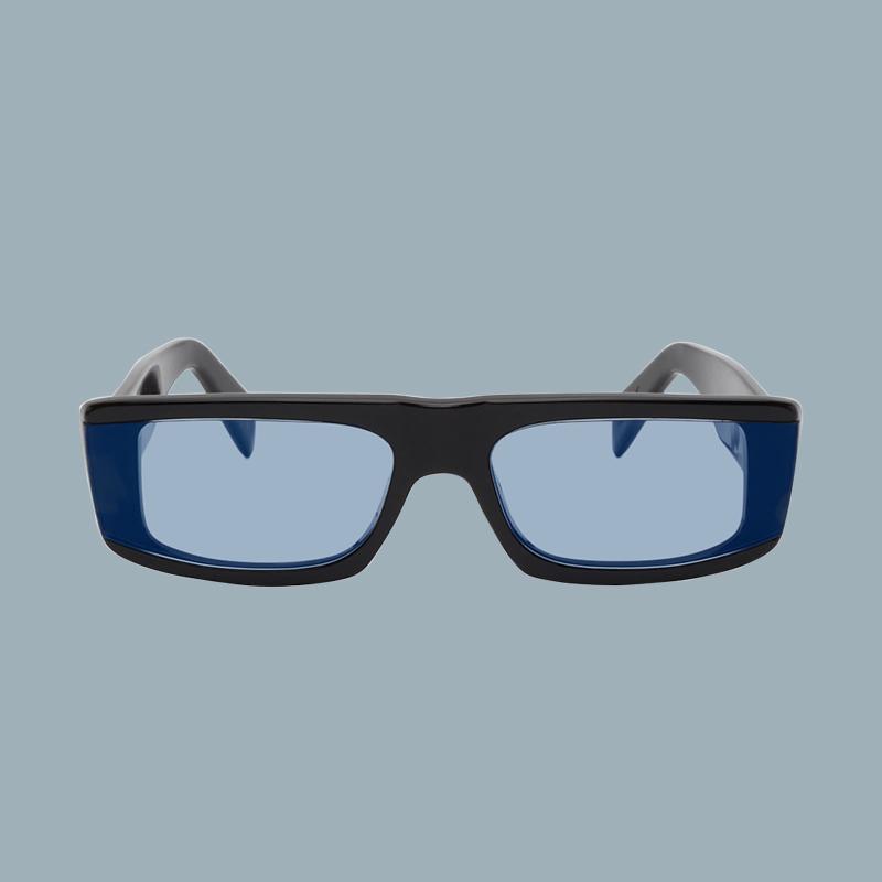 Black Issimo Sunglasses Retrosuperfuture