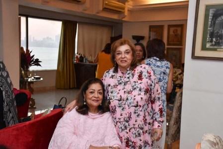 Hiroo Johar and Pallavi Jaikishan