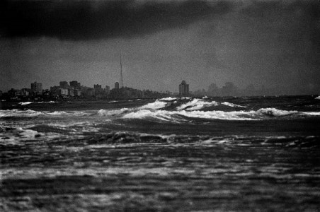 Churning Sea Bombay 1979