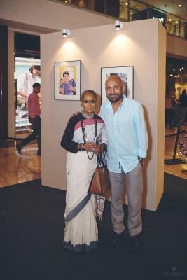 Kalpana Gandhi and Palash Bose