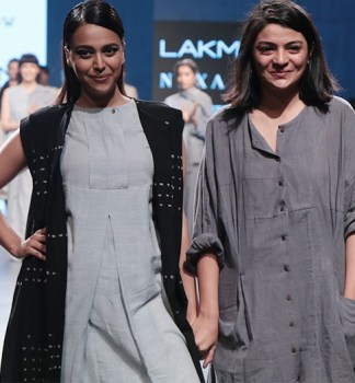 (Right) Shaila Khubchandani of Crow