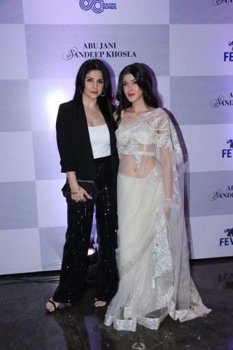 Maheep Kapoor and Shanaya Kapoor