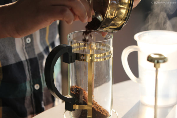 Brewing - French Press