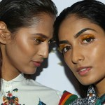 Lakme Fashion Week, Lakme Fashion Week Winter/Festive 2017, Models, Style, Fashion, Backstage,