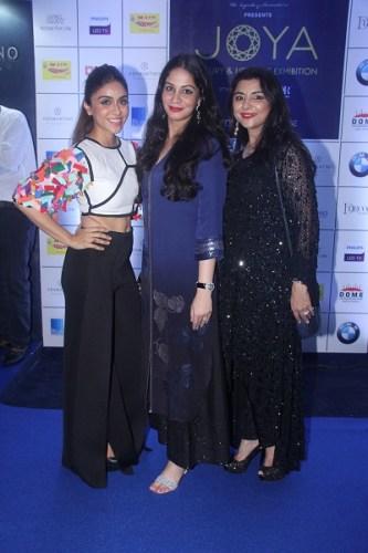 Zoa Morani, Priyanka Soorma Chaturvedi, Yasmin Morani