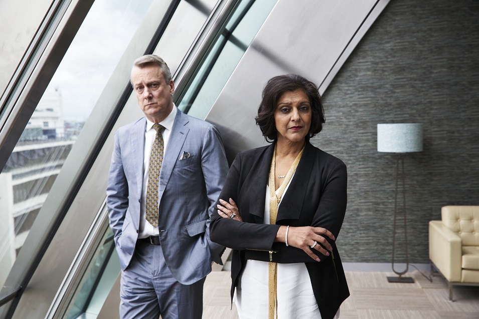 Meera Syal On 'The Split' Is Breaking Serious Ground On