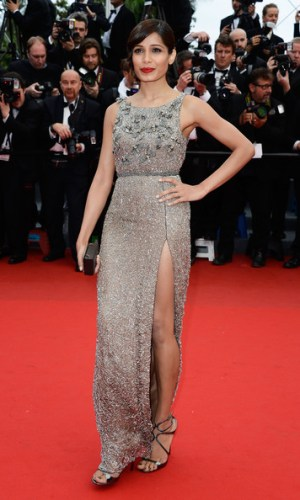 In Sanchita at the Cannes Film Festival, 2013