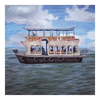 Journey across the sea