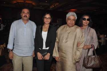 Feroz Khan, Richa Chadha, Javed Akhtar, Shabana Azmi
