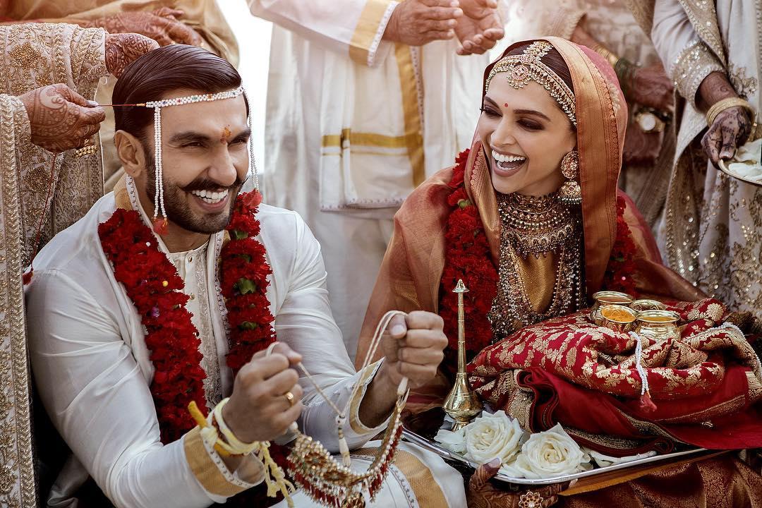 Advaya, bridal sari, Bridal Wear, Deepika Padukone, Deepika Padukone Ranveer Singh wedding, Indian luxury, Indian weavers, Indian weaves, Kanjeevaram, Ranveer Singh, Sustainability, The House of Angadi, weavers community