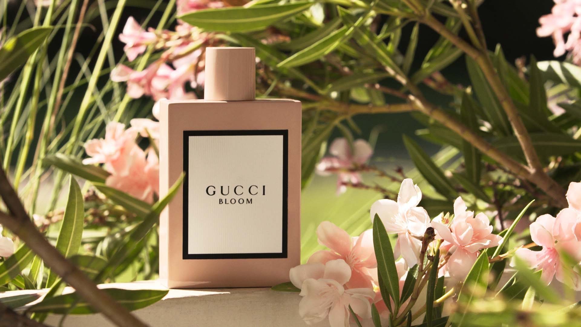 A Sensorial Delight Alberto Morillass Gucci Bloom Transports You