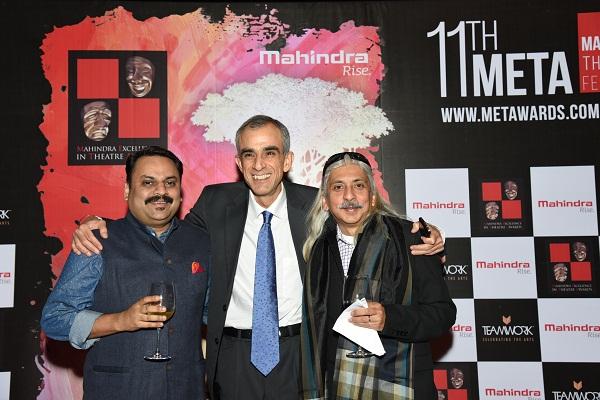 Jay Shah, Ruzbeh Irani, Sanjoy Roy
