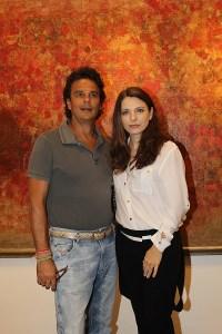 Nikki and Sam Nayar