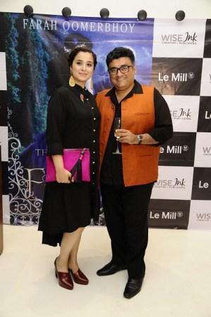 Simone Singh and Fahad Samar