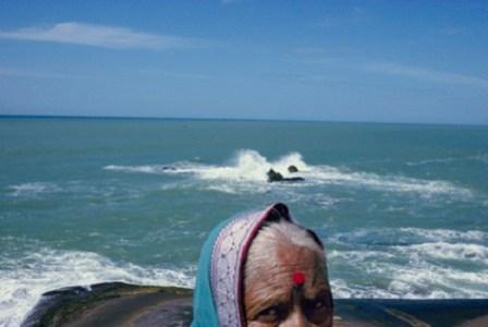 On Vivekananda Rock