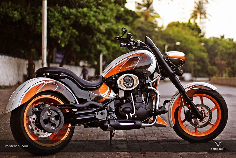 Akshai Varde, Bike, Bike Customisation, Custom Bike Shop, Featured, motorcycles, Online Exclusive, Vardenchi
