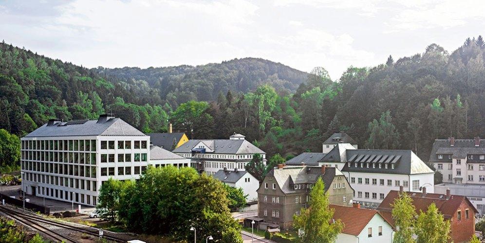 A. Lange & Söhne's new manufactory building