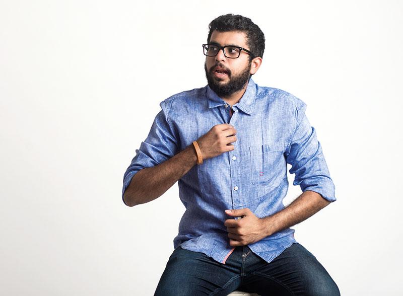 Aakash Mehta, Comedian, KuchBhiMehta