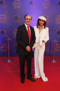 Adi and Parmeshwar Godrej