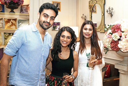 Akshay Tandon, Anjali Mody, Noor Ansal Punj