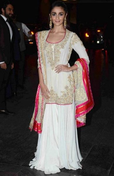 Alia Bhatt in Abu Jani Sandeep Khosla
