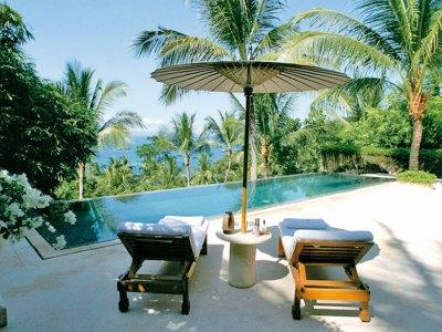 Amankila private pool villa