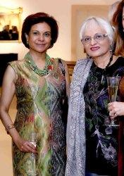 Ambassador Chitra Narayanan, Pallavi Shah