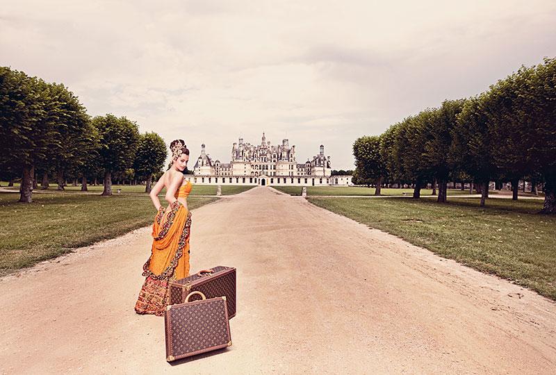 Ameesha Patel, Bollywood Actress, Louis Vuitton