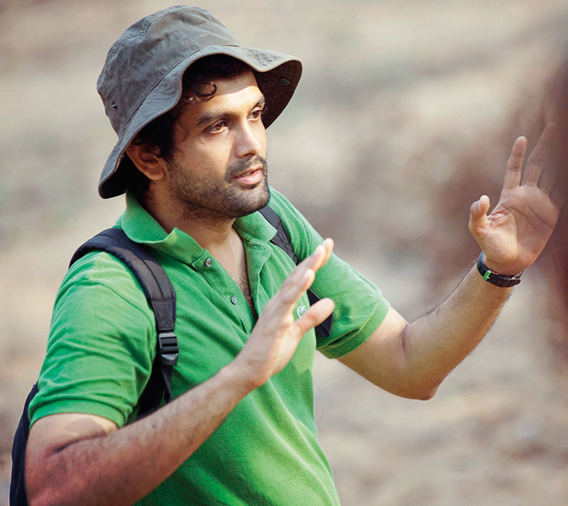 Amit Masurkar, Director, Sulemani Keeda, Newton