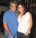 Amit and Nayantara Thacker