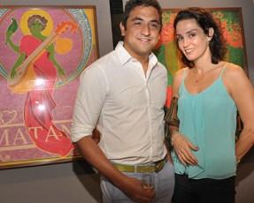 Amrish Kumar, Sonya Jehan