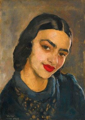 Untitled (Self-Portrait)