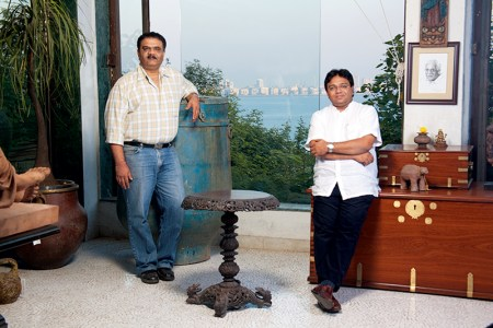 Anand Gandhi and Chiki Doshi: continuing a tradition