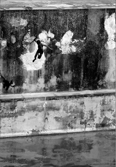Fatehpur Sikri Water Tank, Image (c) anandsharan.com