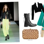 Androgyny party look get the look
