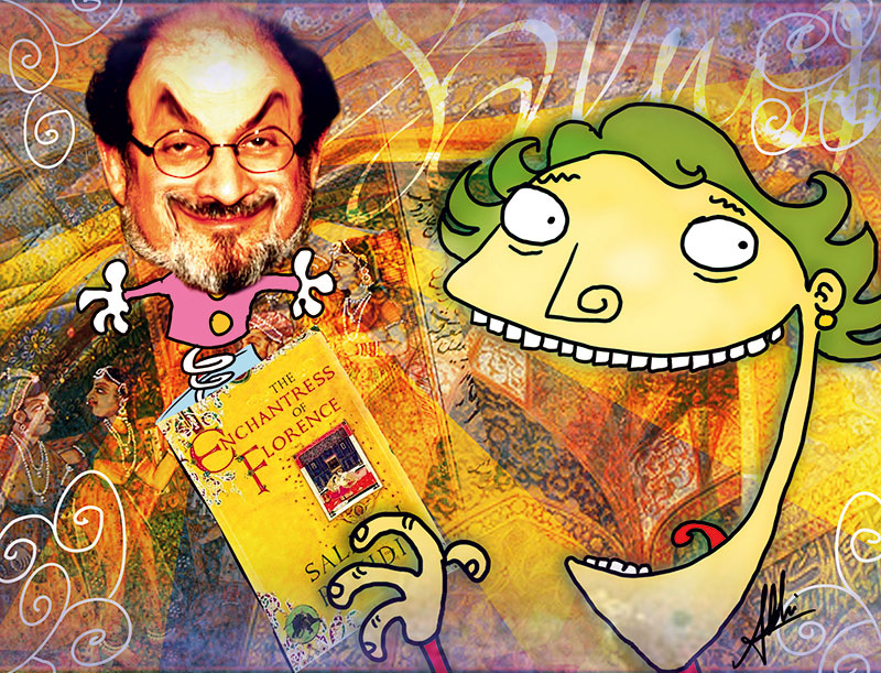 Salman Rushdie, The Enchantress of Florence