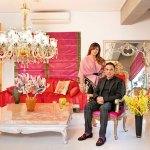 Designer Duo Anjallee and Arjun Kapoor