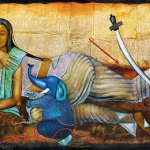 Anjolie Ela Menon, Padma Shri award-winner and leading contemporary Indian artist, Anjolie Ela Menon - Recent Works