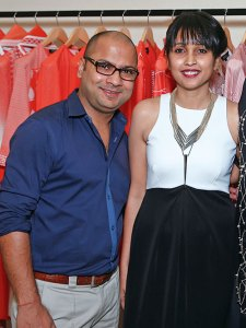 Ankur and Priyanka Modi