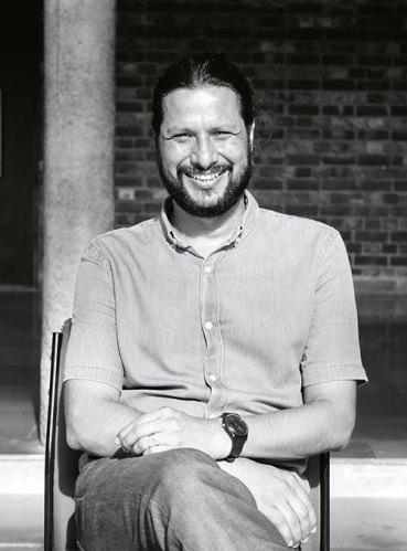 Anuj Sharma of Button Masala