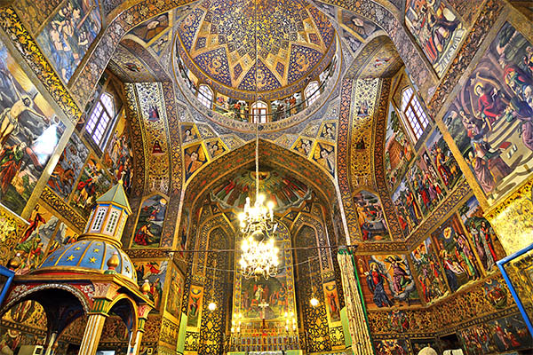 Armenian Vank Cathedral