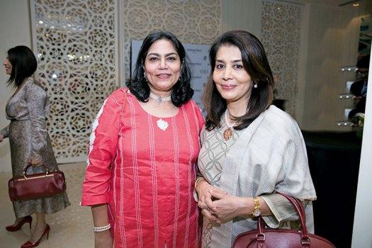 Verve's Arti Sarin, Tasneem Zakaria Mehta