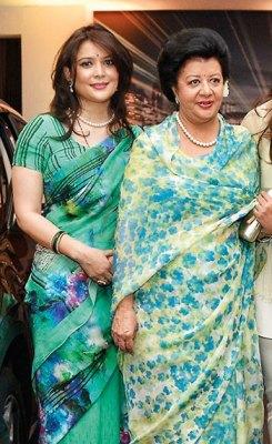 Asha Raje Gaekwad, Pragyashree Gaekwad