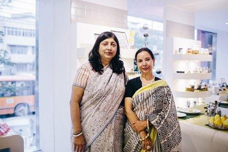 Asha Singh, Rita Kapoor