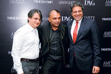 Ashish Anand, Gaurav Gupta, Aseem Chauhan